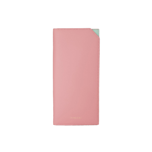 FINECHI PASSPORT CASE LARGE - PINK