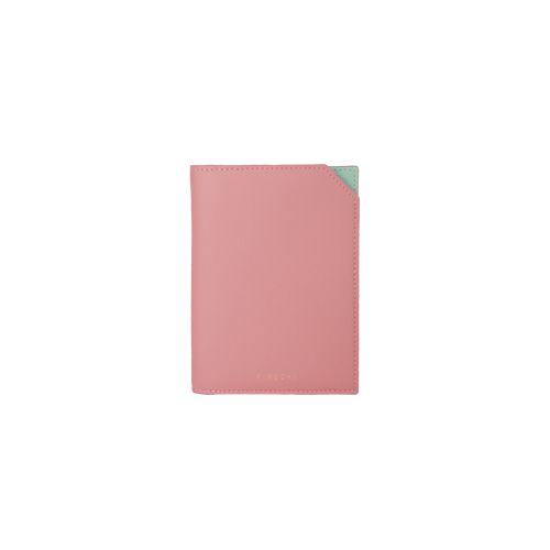 FINECHI PASSPORT CASE SMALL - PINK