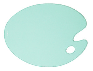 FINECHI TABLE MAT : MINT
