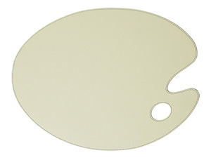 FINECHI TABLE MAT : IVORY