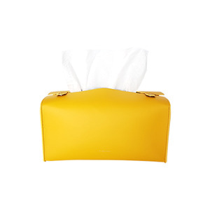 FINECHI TISSUE CASE - YELLOW
