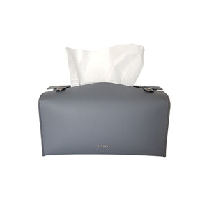 FINECHI TISSUE CASE - GRAY