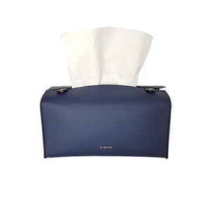 FINECHI TISSUE CASE - NAVY