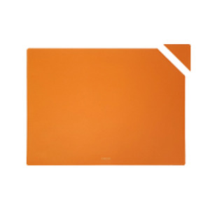FINECHI TABLE MAT (RECTANGLE) : ORANGE