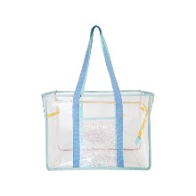 피네치 써머 캔디백 | FINECHI SUMMER CANDY BAG - BLUE/MINT