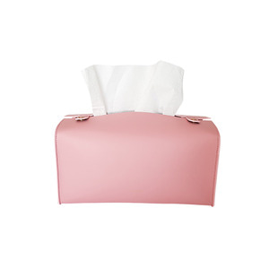 FINECHI TISSUE CASE - PINK